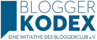 Bloggerkodex - Bloggerclub