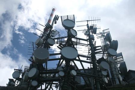 Antennen auf dem Wendelstein