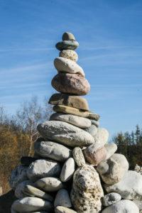 Geduldsprobe: Wie oft dieser Turm wohl eingestürzt ist?