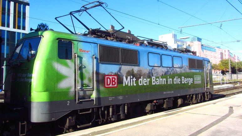 Mit der Bahn, dem Bus oder dem eigenen Auto in die Berge
