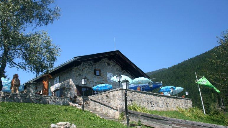 An der Albert-Link-Hütte