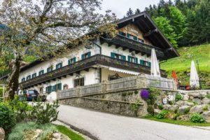 Am Berggasthof Duftbräu