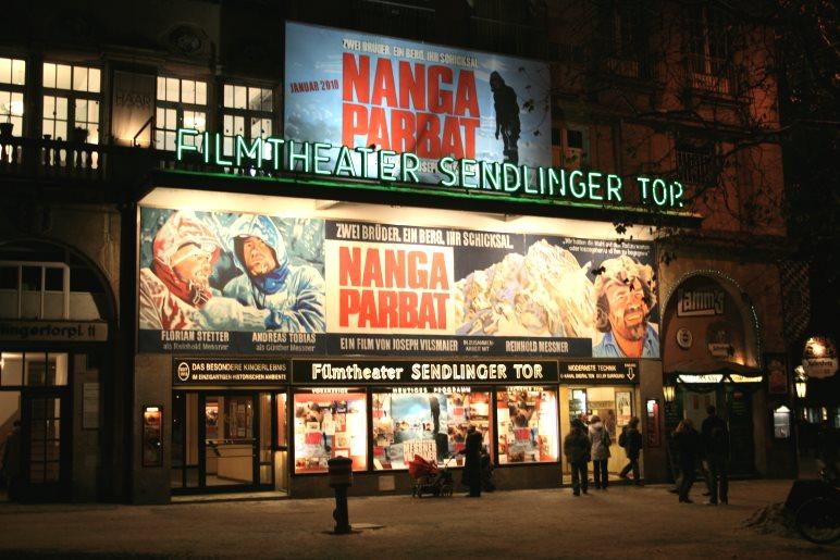 Nanga Parbat im Filmtheater Sendlinger Tor