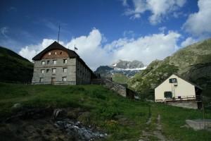 Die Berliner Hütte