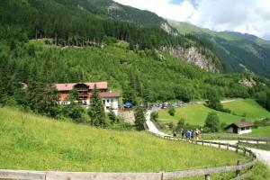 Das Gasthaus Breitlahner im Zillertal