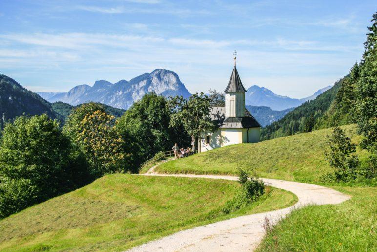 Die Antoniuskapelle im Kaisertal