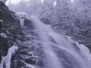 Stuibenfall - aus dem Buch Tirol - Land der Berge - von Susanne Schaber (Autor), Bernd Ritschel (Fotograf), erschienen im Tyrolia Verlag