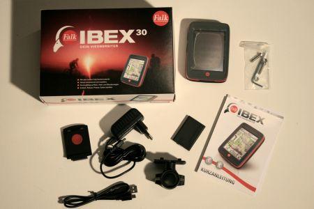 Falk IBEX 30 Unboxing - Das steckt in der Verpackung