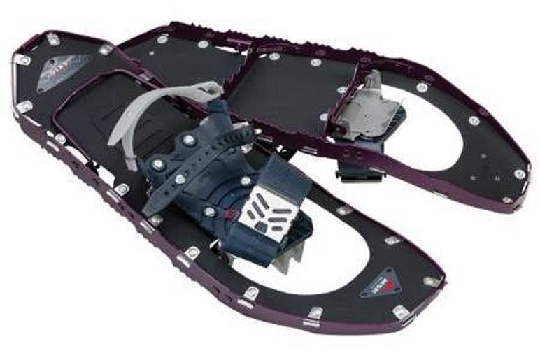 MSR Lightning Axis Schneeschuhe W22 Purple - Foto: Cascade Designs, Inc.