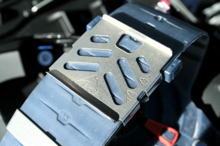Die Speedlock Bindung des Lightning Axis