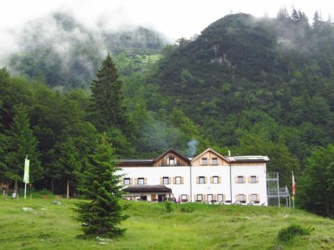 Leicht zu erreichen - Die Gaudeamushütte