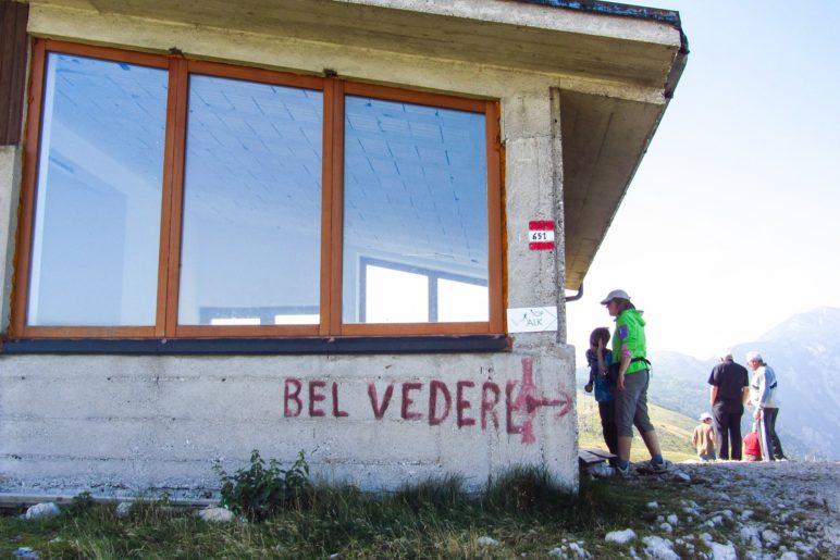 Ob Bel Vedere ein offizieller Name ist?