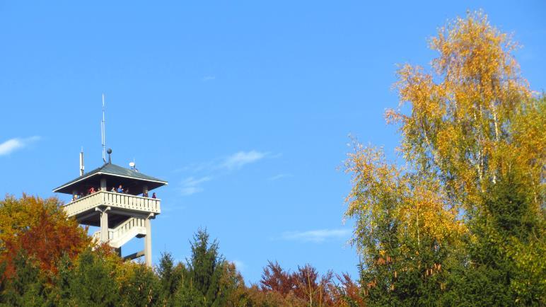 Der Ebersberger Aussichtsturm