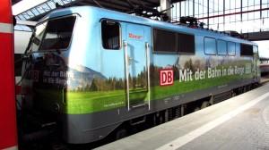 DAV Lok im Münchner HBF