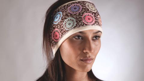 Das Buff Headband - bei uns inzwischen im täglichen Einsatz (Foto: Buff)