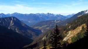 Blick ins Kaisertal