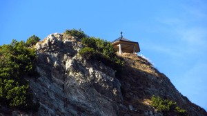 Der Pavillon auf dem Stripsenkopf