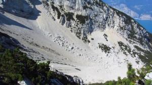Das Val d'Angual zwischen Cima Pozzette und Cima Longino