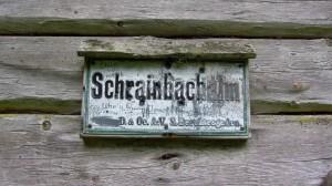 An der Schrainbachalm