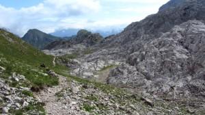Auf dem Wanderweg durch die Hundstodgruben