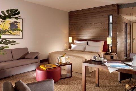 Ein Zimmer - Foto: InterContinental Berchtesgaden