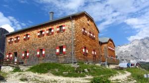 Die Hofpürglhütte