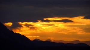 Noch mehr Sonnenaufgang