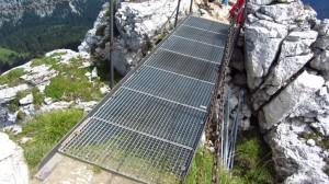 Die Gipfel-Brücke