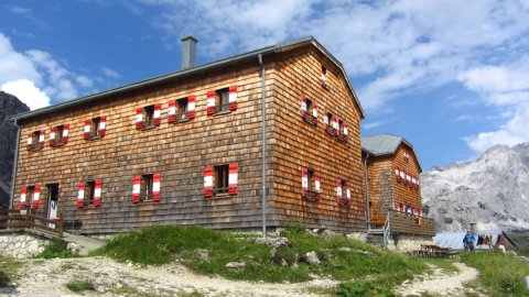 110 Jahre Hofpürglhütte