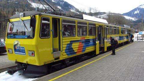Die Wendelsteinbahn wird 100 Jahre alt