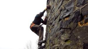 Der Mauertanz-Klettersteig
