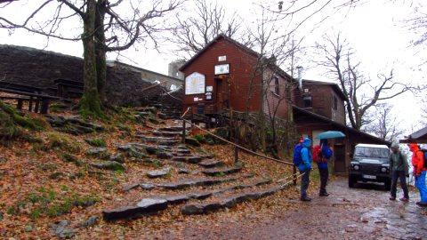Die Milseburg-Schutzhütte