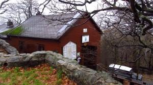 Die Milseburg Schutzhütte