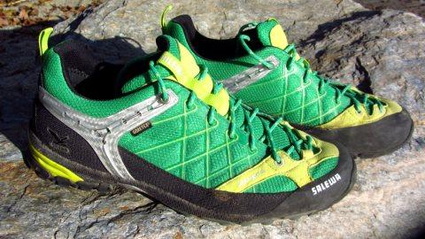 Die Salewa Firetail GTX Approach Schuhe