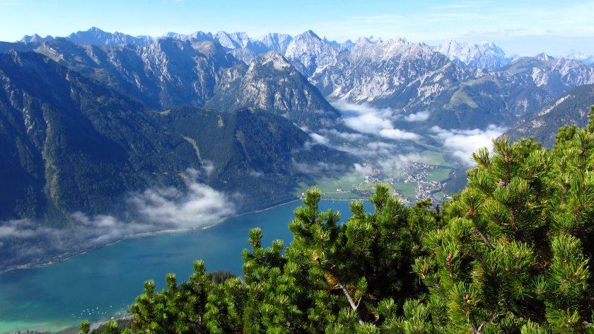 In den Bergen – wer weiß, wo?