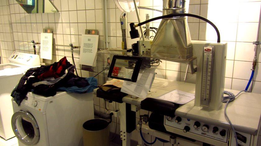 Im Gore Testlabor