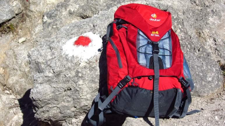 Der Deuter ACT Trail 24 - Was kommt immer mit?