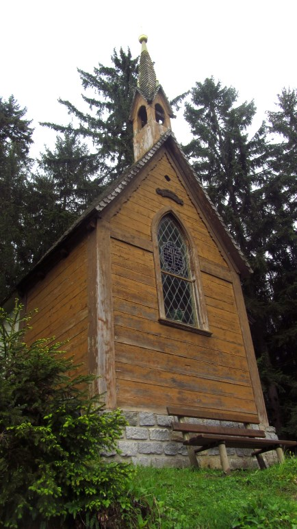 Die Brandberger Kapelle