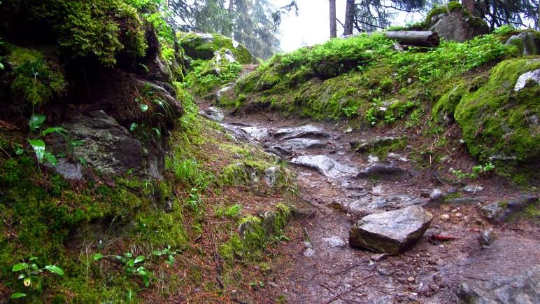 Auf dem Kreuzweg von Mayrhofen zur Brandberger Kapelle