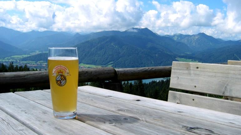Zur Neureuth geht's doch im Buch gar nicht - ich muss mehr Bierfotos machen