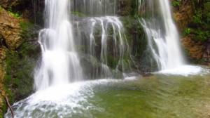 Am unteren Josefsthaler Wasserfall