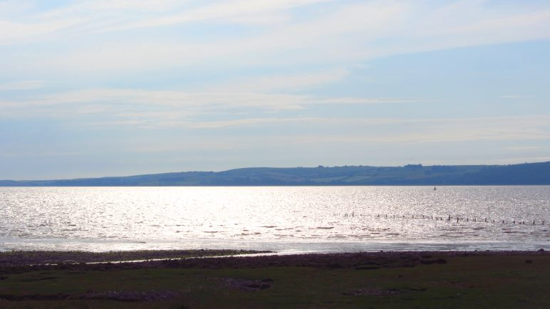 An der Küste der Morecombe Bay