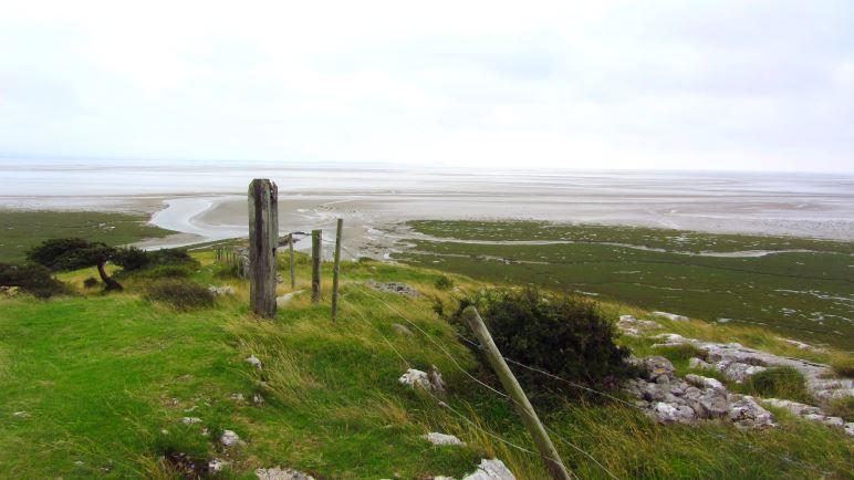 Die Morecombe Bay