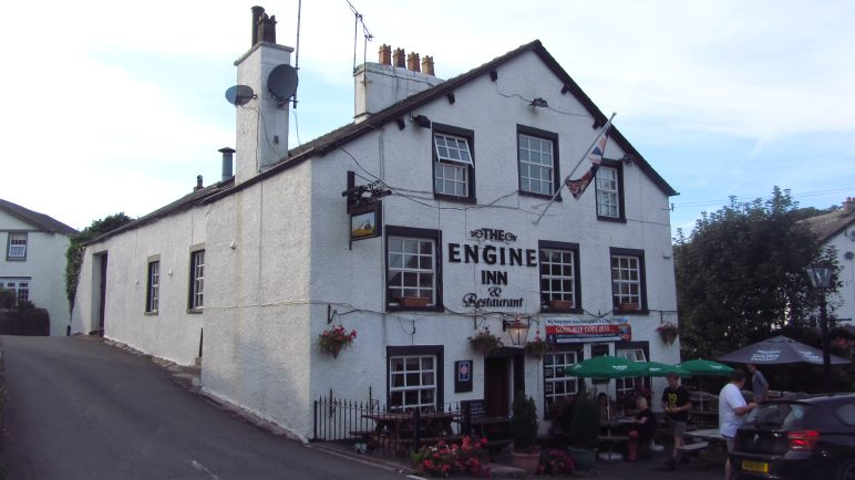 Unser Lieblings-Pub: The Engine Inn