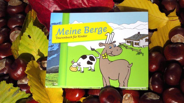 Meine Berge - Tourenbuch für Kinder