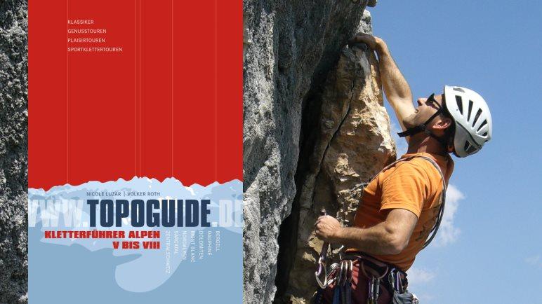Kletterführer Alpen von Topoguide