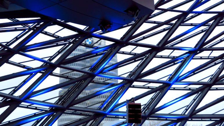 Der vierte Alpintag fand wieder in der BMW-Welt in München statt