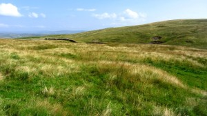 Eine Menge Landschaft und wenige Menschen erwartet den Wanderer in den Yorkshire Dales