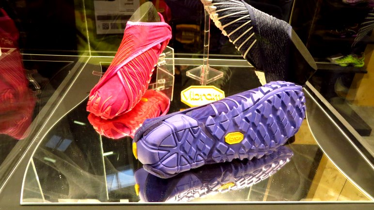 Ungewöhnliche Studie: Die Vibram Furoshiki-Schuhe mit japanischer Falttechnik