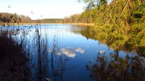 Am Ufer des Kautsees